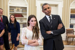 president-barack-obama-and-mckayla-maroney-not-impressed