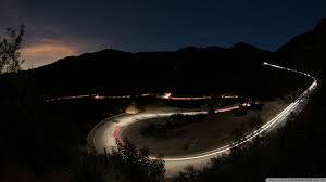 cars road