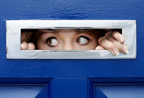 mailbox agoraphobe