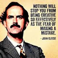 cleese mistakes