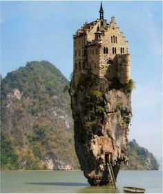 castle secluded