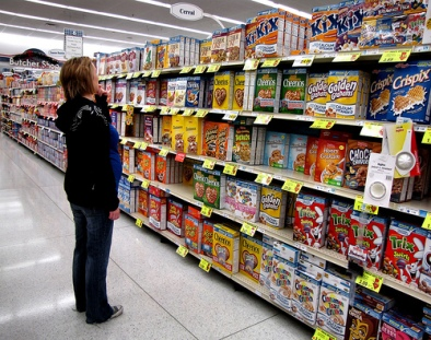 cereal choices
