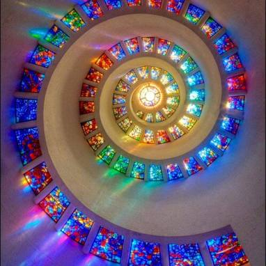 spiral-stained-glass